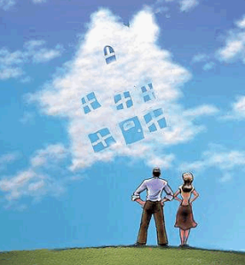 buyers dreaming of home in the clouds