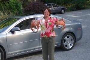 Camano Island Crabbing Look at These Beauties!